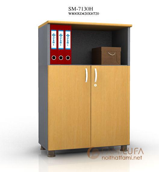 Tủ tài liệu trung SM7130FH