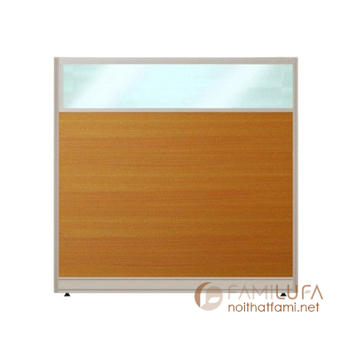 Vách ngăn gỗ kính VK32KT
